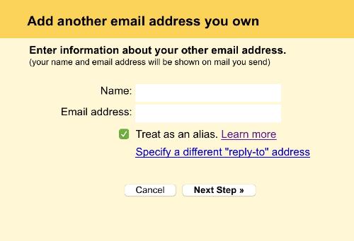 How To Set Up a Gmail Alias